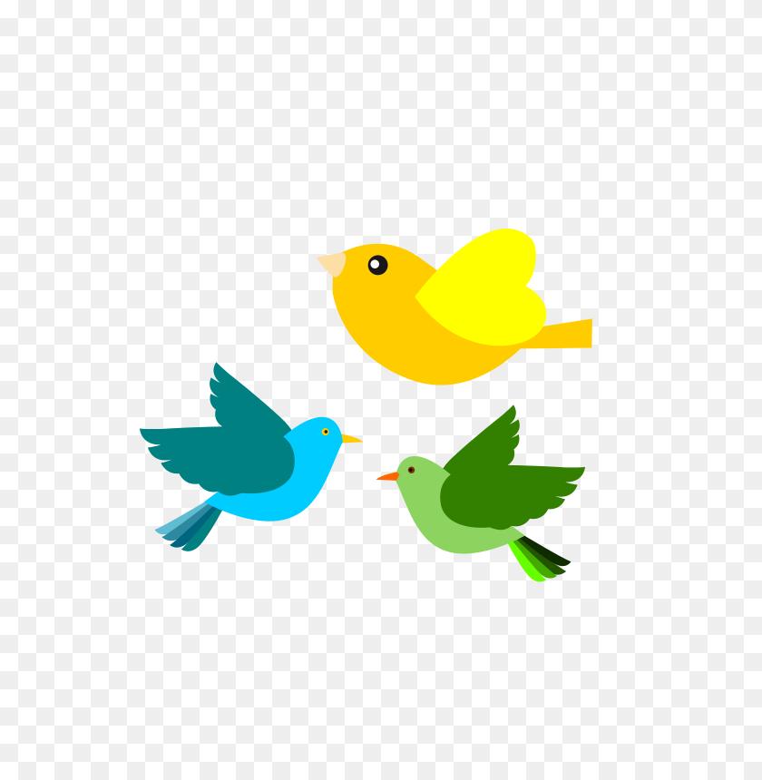 Canary Clipart Spring Bird - Tweety Bird Clipart