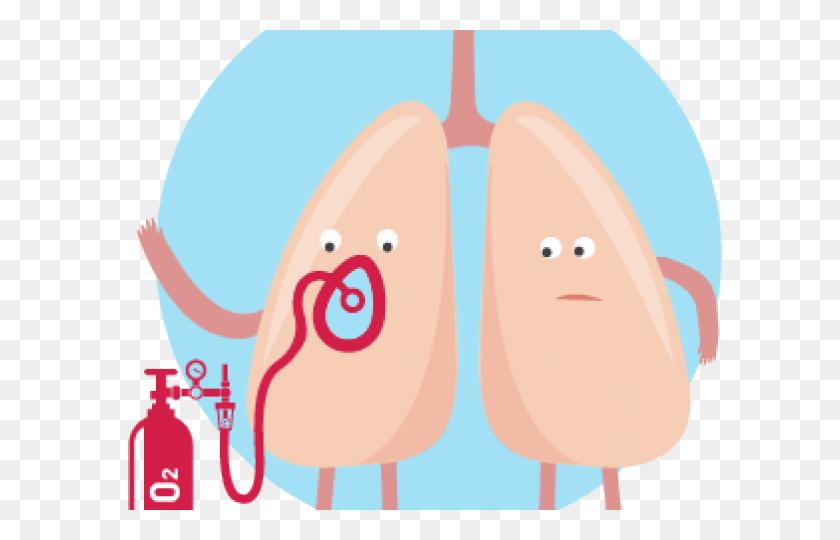 640x480 Cancer Clipart Smoker Lung - Lung Cancer Clipart