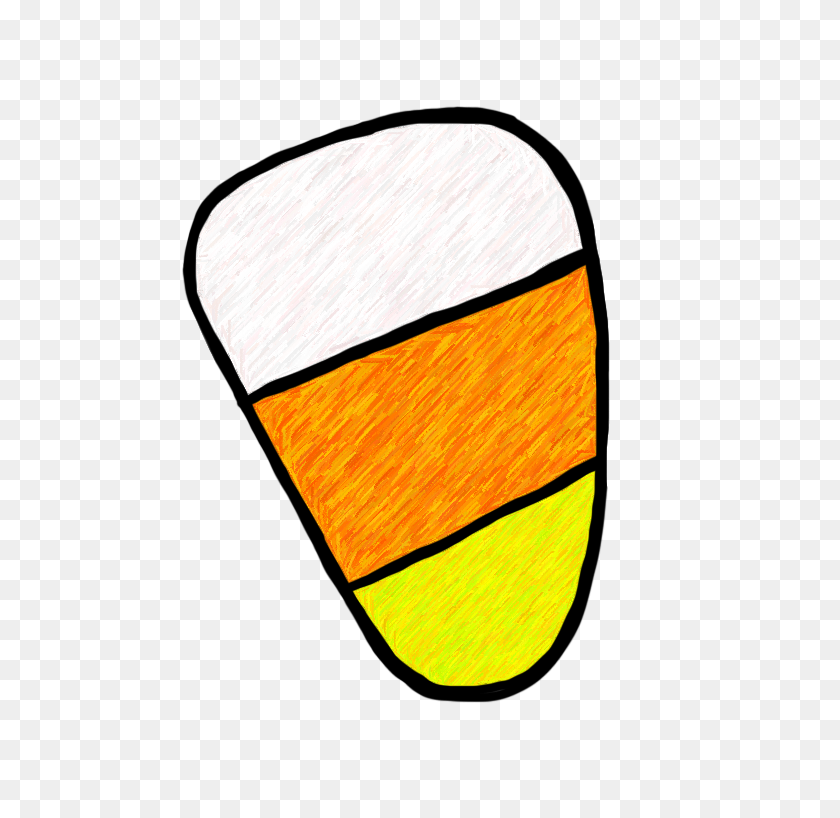 578x758 Candy Corn People Clip Art - Melonheadz Clipart