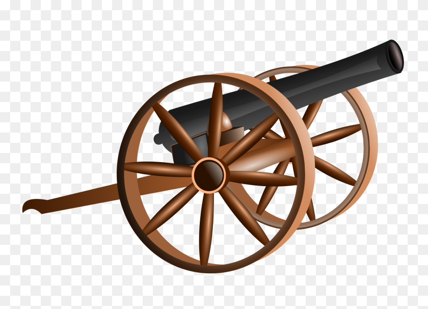 Cannon Png Transparent Images - Pirate Cannon Clipart