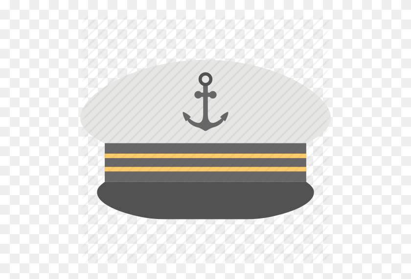 Captain Cap, Navy Captain Hat, Ship Captain Cap, Yacht Captain Cap - Captain Hat PNG