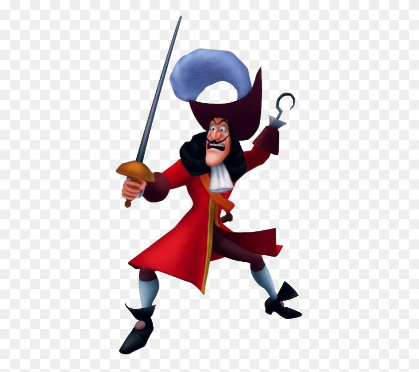 Captain Hook Disney Animated Characters Captain - Captain Hook Clipart