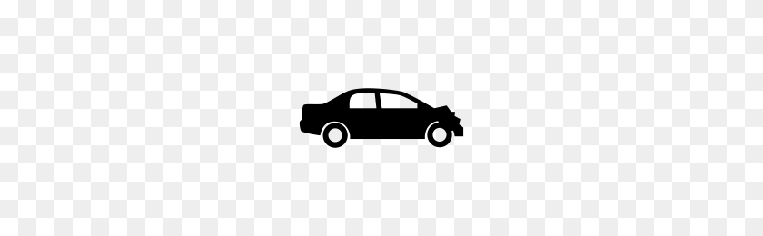 Car Accident Icons Noun Project - Car Crash PNG