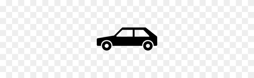 Car Icons Noun Project - Car Silhouette PNG