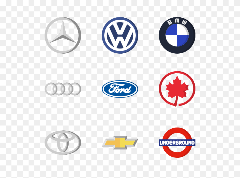 Car Logo Icon Packs - Car Logo PNG