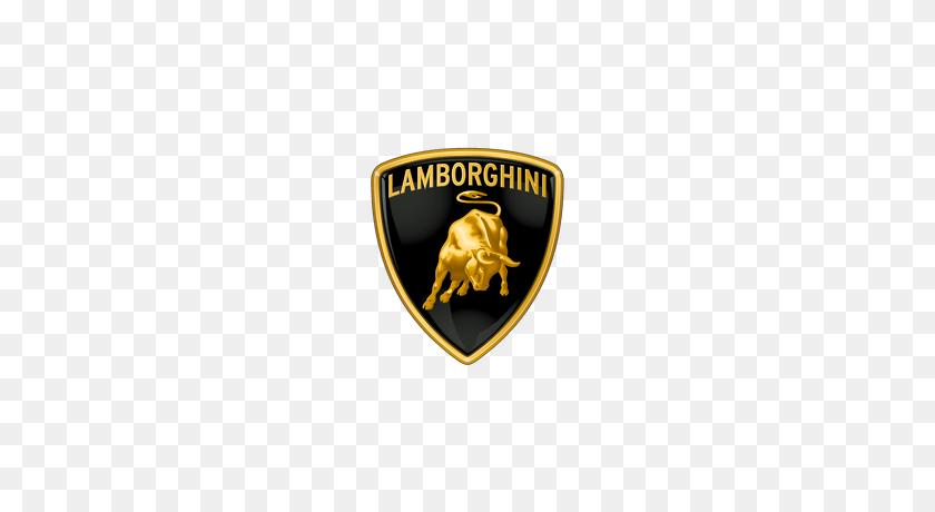 400x400 Car Logo Lamborghini Transparent Png - Lamborghini Logo PNG
