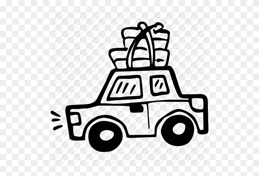 Car Moving Fast Cartoon Clipart (#3630300) - PikPng
