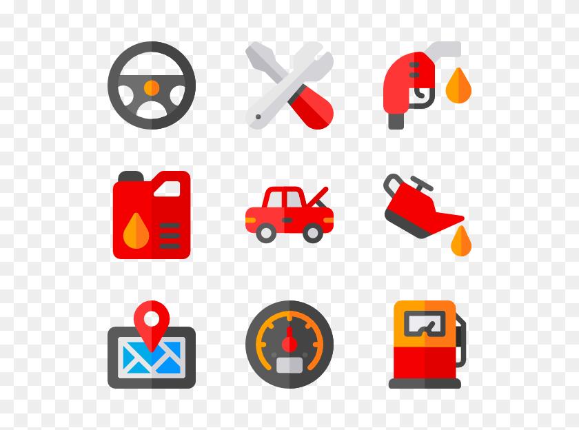 Icons set Auto parts Clipart | +1,566,198 clip arts
