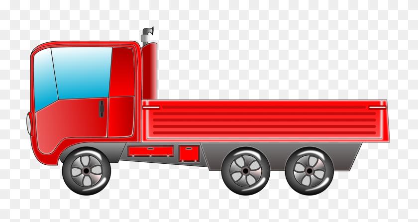 Car Pickup Truck Mack Trucks Motor Vehicle - Pickup Truck Clipart