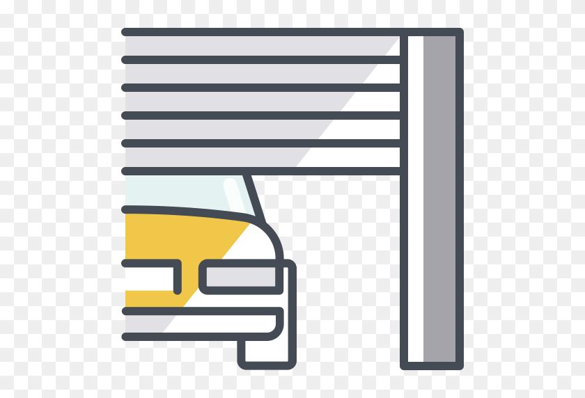Car Porch, Garage Service Car Garage, Inspection Cars, Servicing - Porch Clipart