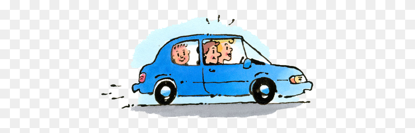 Car Ride Clipart Clip Art - Car Trip Clipart
