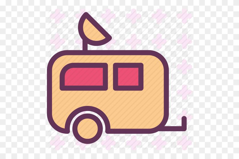Car, Road, Room, Rulote, Travel, Trip Icon - Road Trip Clip Art