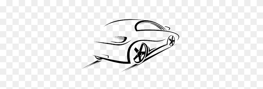 Car Silhouette Transparent Png Pictures - Car Silhouette PNG