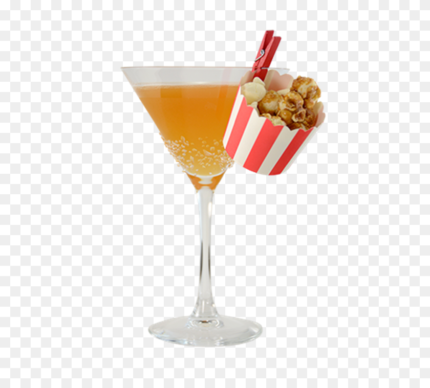 Caramel Apple Corn Martini Recipe - Caramel PNG