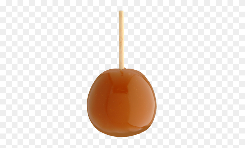 Caramel Apple, Plain - Caramel PNG
