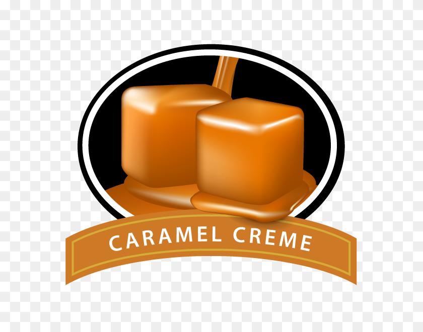 Caramel Creme Coffee - Caramel PNG