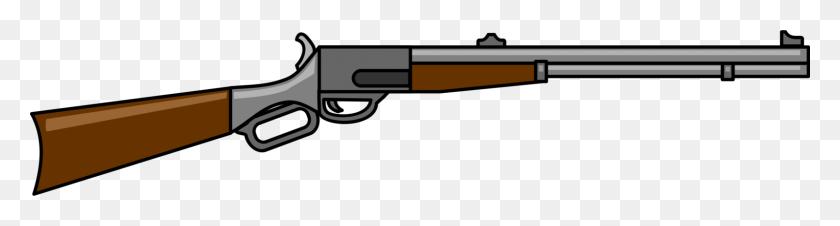 1594x340 Carbine Airsoft Guns Rifle - M16 Clipart