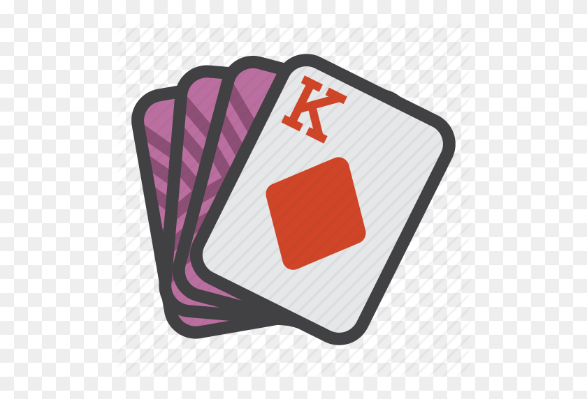 512x512 Card Deck, Card Game, Cards, Playing Cards, Stack Icon - Playing Cards PNG