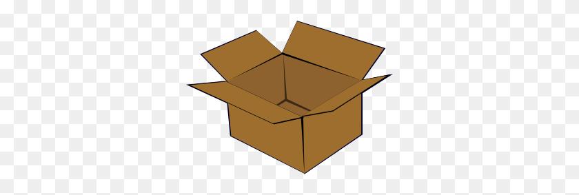 Cardboard Box Clip Art - Packing Clipart