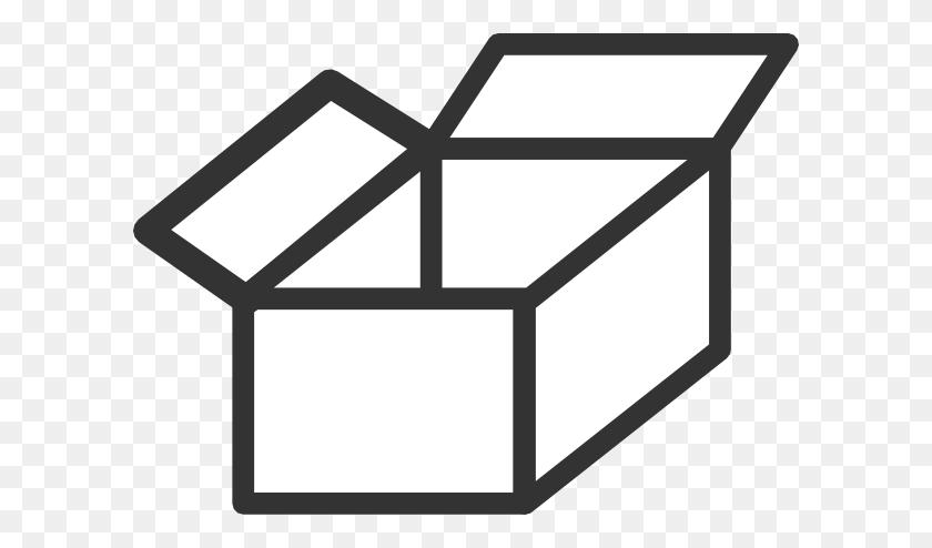 Cardboard Box Clip Art Download Clipart Finder - Cardboard Box Clipart