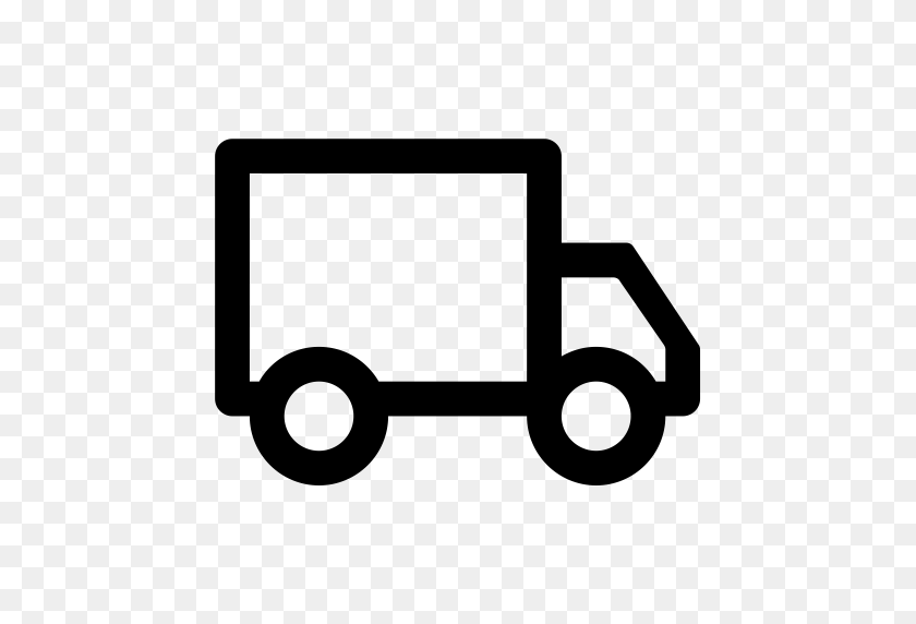 Cargo Truck, Lorry, Truck Icon With Png And Vector Format For Free - Truck Icon PNG