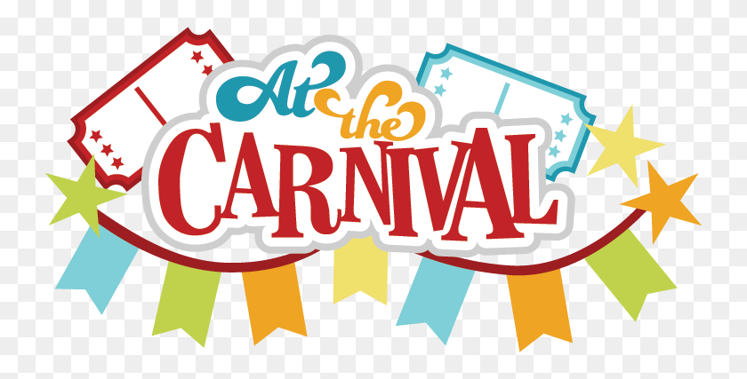 Carnival Border Clipart Free Images - Ticket Clipart Template