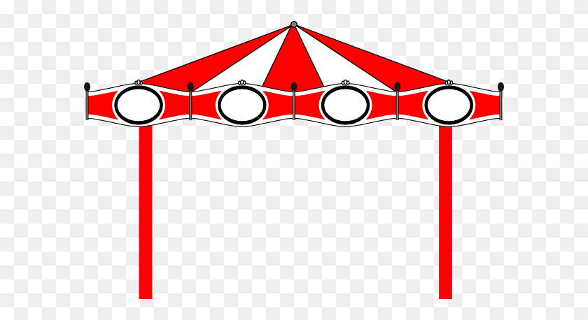 Carnival Clipart Festival Tent - Tent Clipart PNG