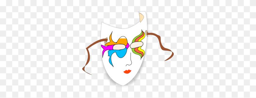 Carnival Mask Clip Art - Carnival Clipart