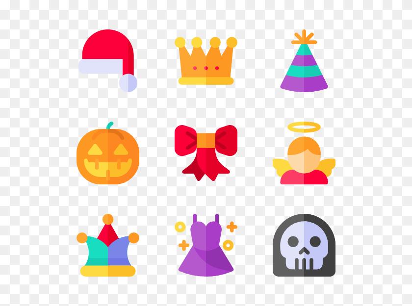Carnival Mask Design Icons - Carnival Clip Art Free