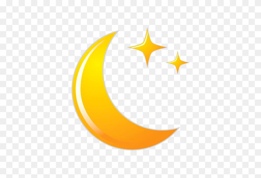 Carsindoha Ramadan Icon - Yellow Stars PNG