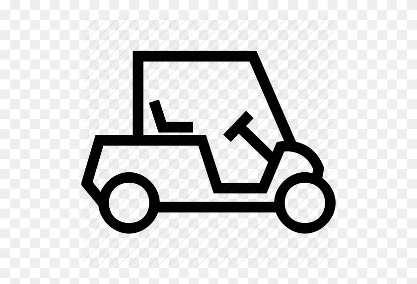 Cart, Dune Buggy, Electric Golf Cart, Golf Car, Golf Cart Icon - Golf Cart PNG