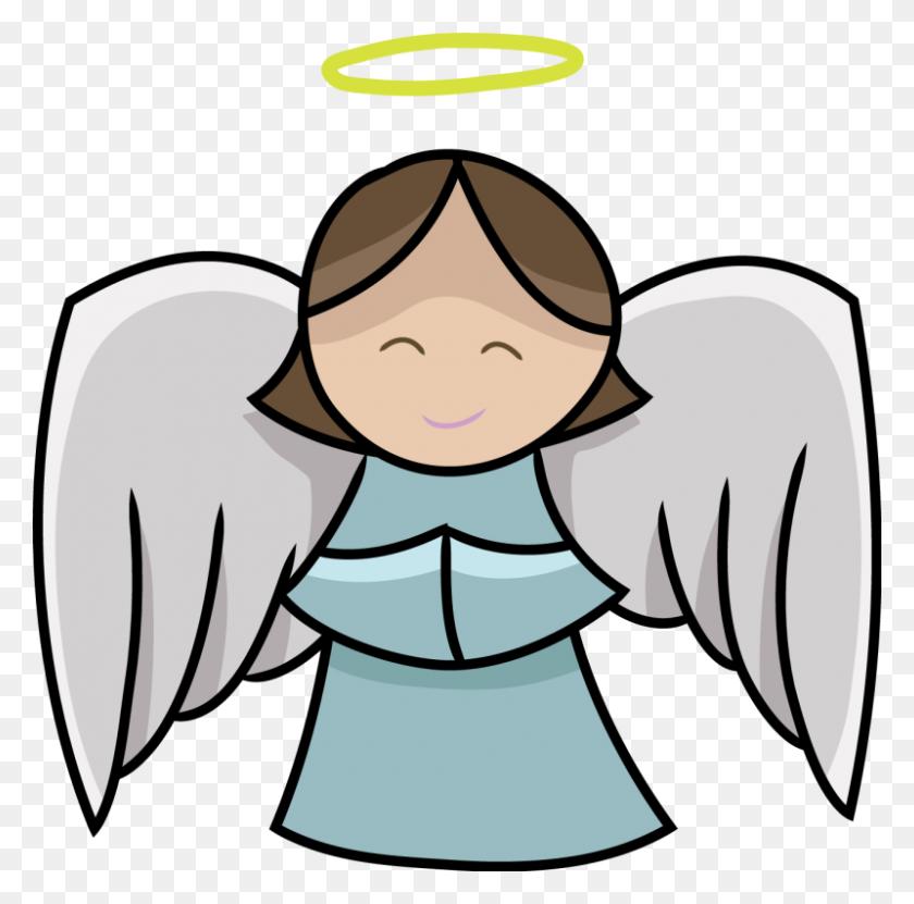Cartoon Angel Cliparts Free Download Clip Art - Boy Angel Clipart
