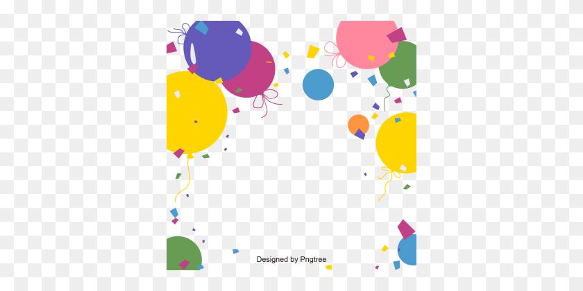 Cartoon Balloons Png Images Vectors And Free - Pink Balloons PNG
