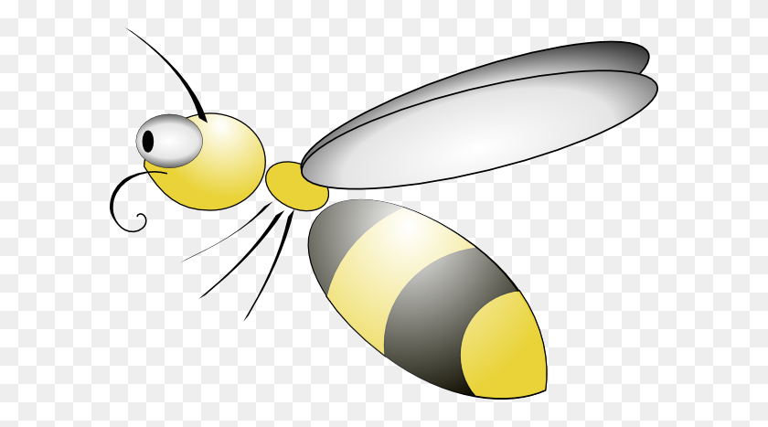 Cartoon Bee Cartoon Cartoon Bee, Bees And Cartoon - Termite Clipart