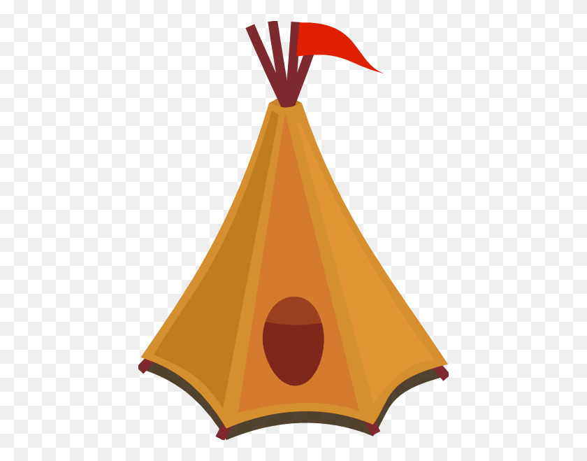 Cartoon Campfire And Tent - Indian Flag Clipart