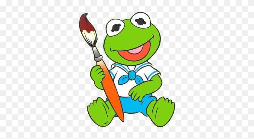 Cartoon Characters Muppet Babies - Cartoon Baby PNG