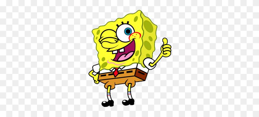 Cartoon Characters Pack Png Spongebob - Spongebob PNG