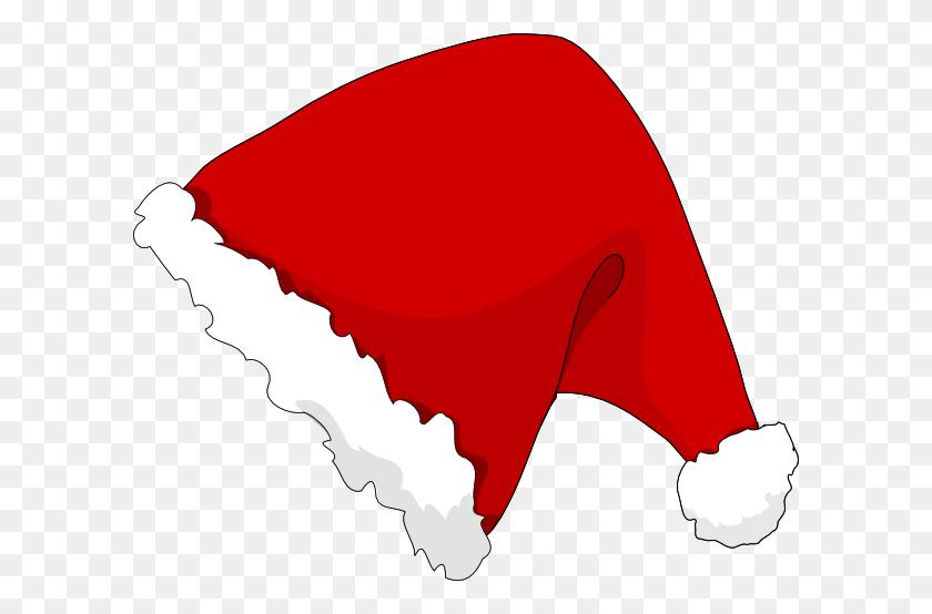 Cartoon Christmas Hat Png Png Image - Santa Hat PNG