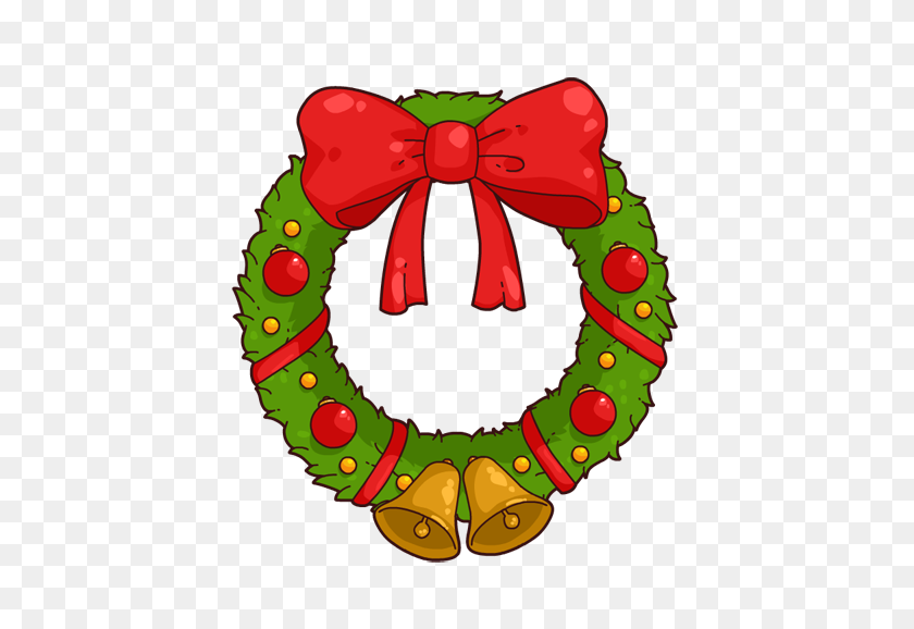 Cartoon Christmas Pictures Clip Art Fun For Christmas Halloween - Simple Christmas Clipart