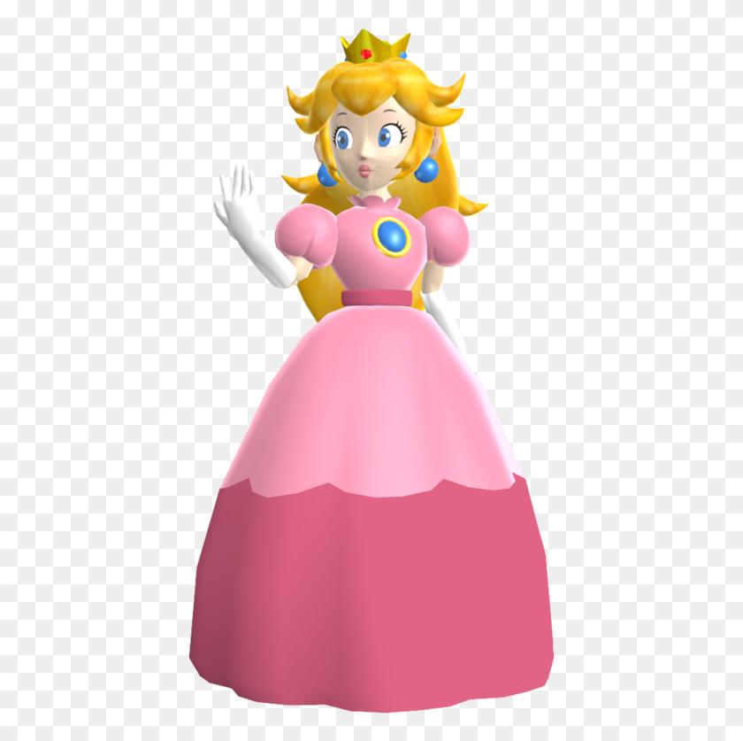 Cartoon Clipart Mario Kart Princess Peach Png - Mario Kart PNG