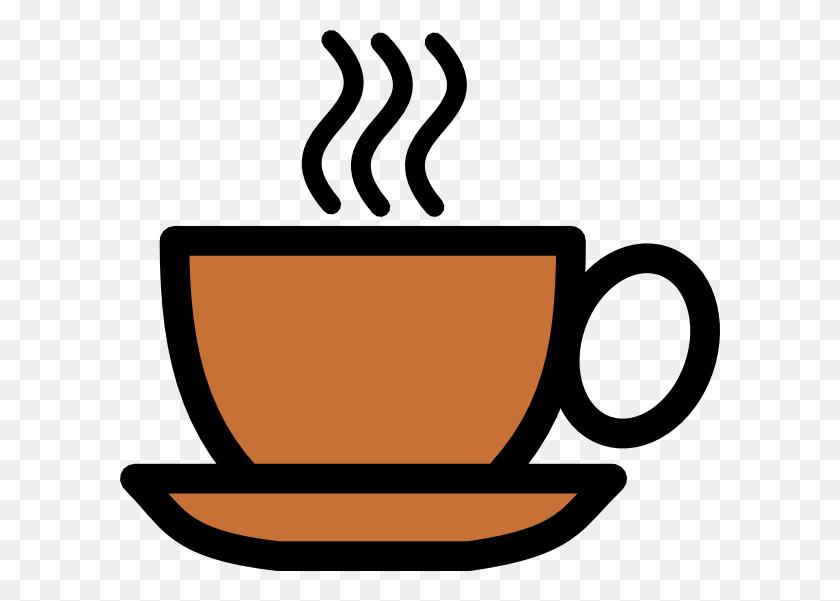 600x541 Cartoon Coffee Shop Coffee Clip Art - Man Drinking Coffee Clipart