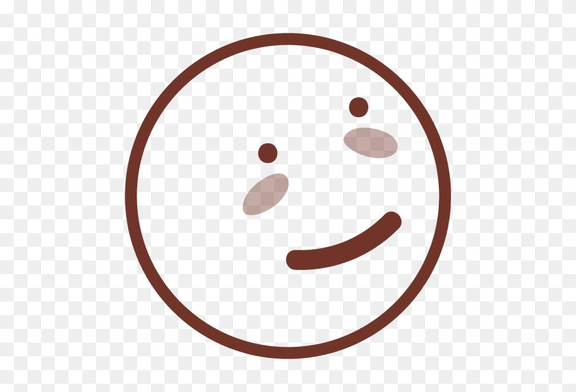 Cartoon Confused Emoticon - Confused PNG
