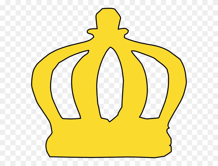 Cartoon Crown Clip Art - Prince Crown Clipart