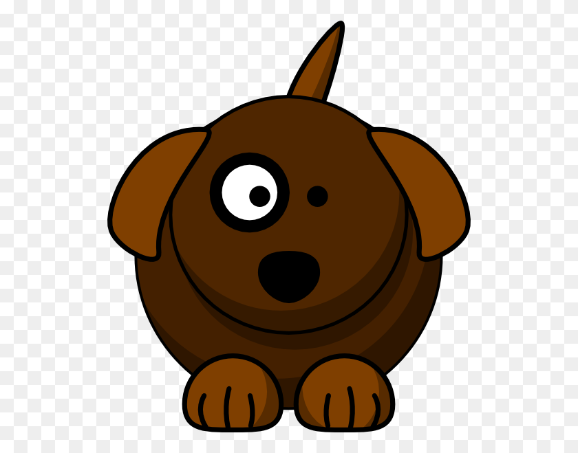 Cartoon Dog Clip Art - Pets Clipart