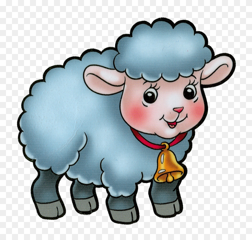 Cartoon Filii Clipart Clip Art - Sheep Clipart