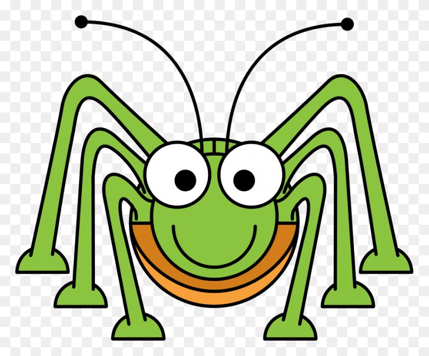 Cartoon Grasshopper Png Clip Arts For Web - Grasshopper PNG
