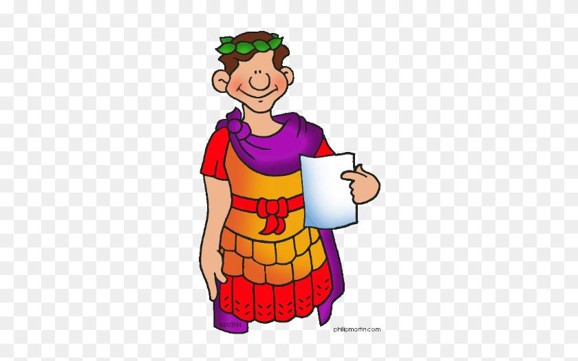 Cartoon Ill Of Biblical Characters - Mesopotamia Clip Art