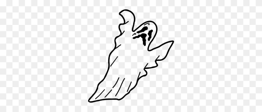 Cartoon Illustration Old Man Ghost Hunter Stock Illustration - Old Man Clipart Black And White