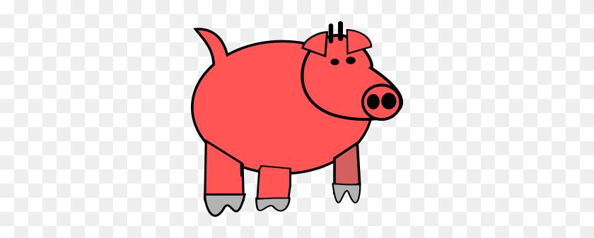 Cartoon Pig Png Clip Arts For Web - Cartoon Pig Clipart