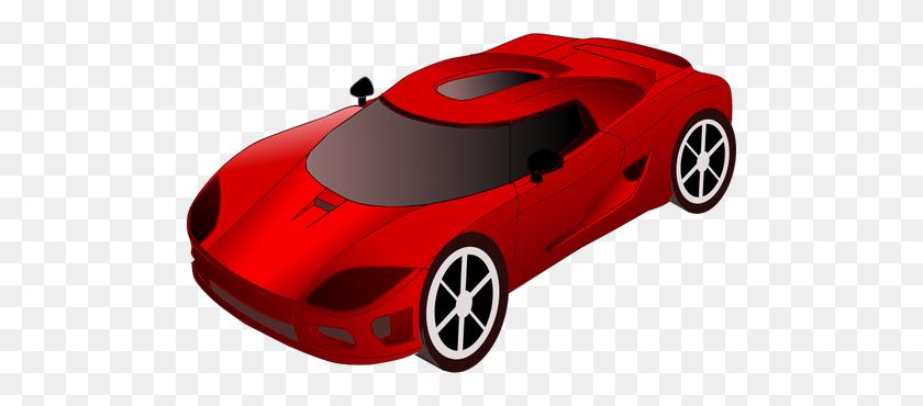 500x310 Cartoon Sports Car Clip Art Free - New Car Clipart